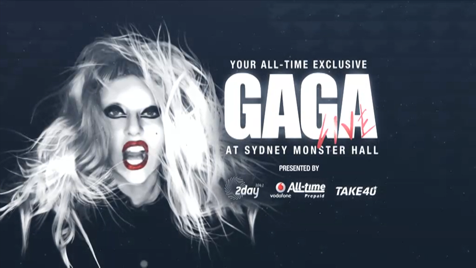 LADY GAGA ALL TIME EXCLUSIVE